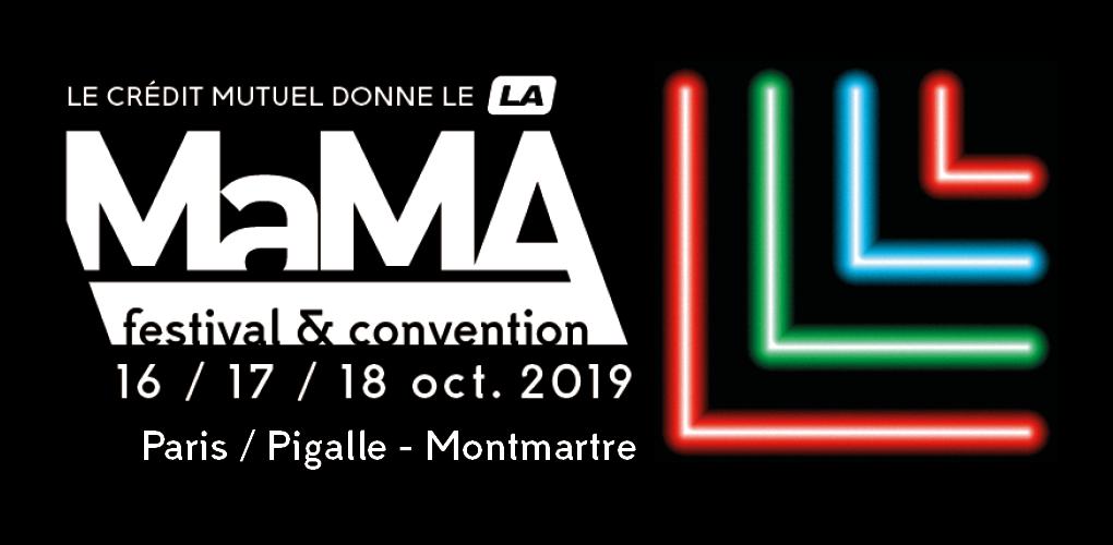 MaMA 2019 affiche