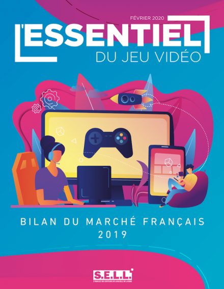 SELL rapport jeu video 2019