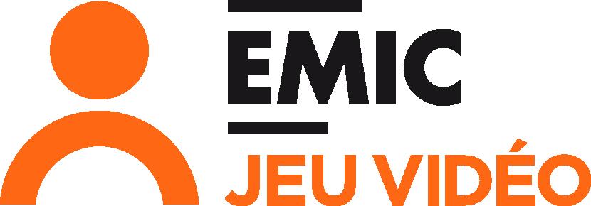 Logo EMIC Marketing du Jeu Video