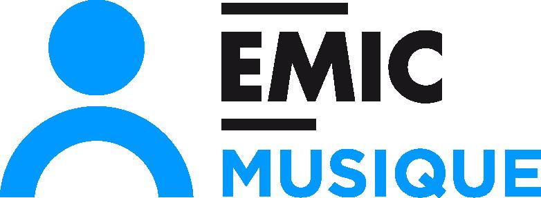 Logo EMIC Management des Industries Musicales
